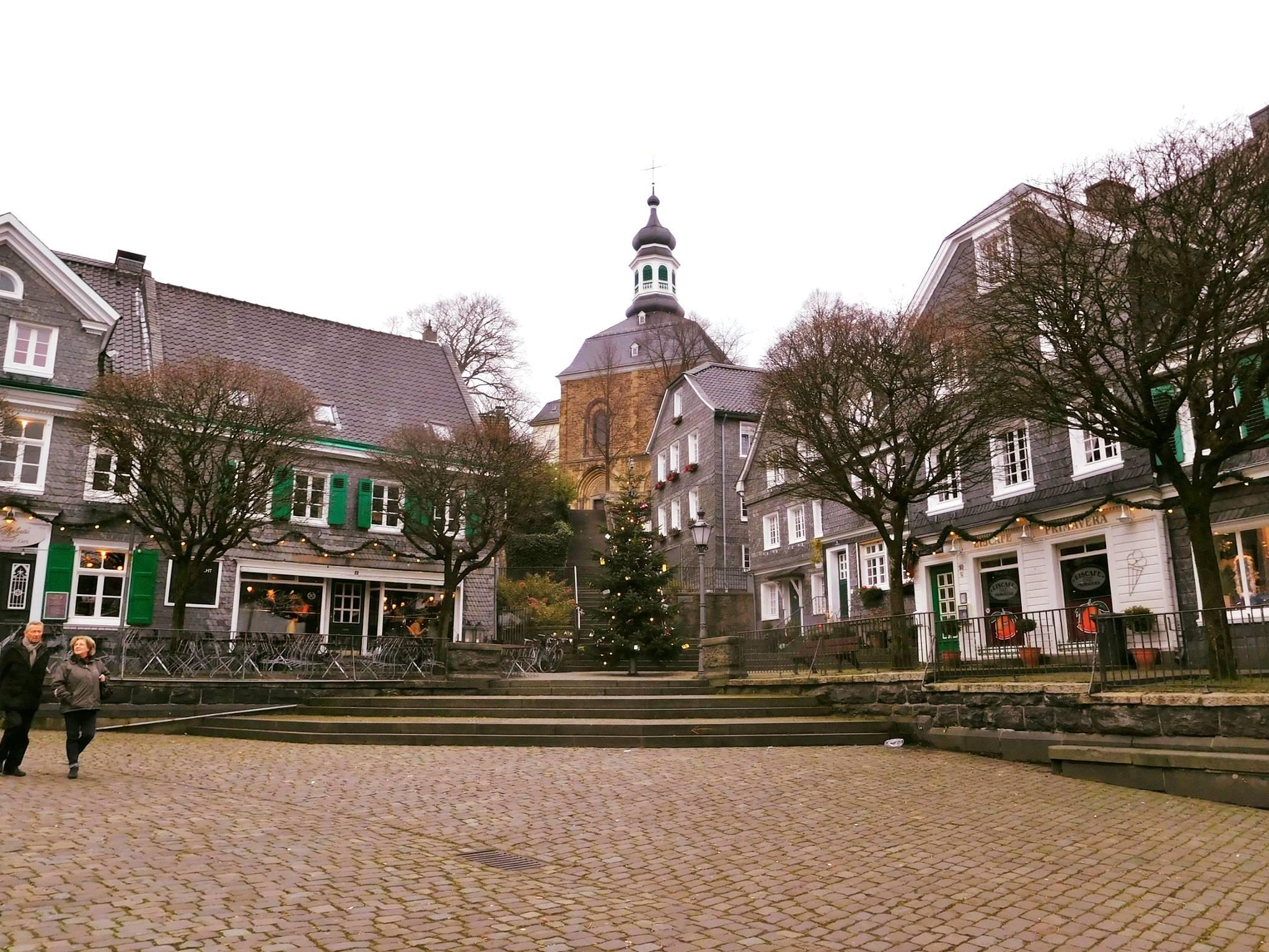 Gräfrather Markt
